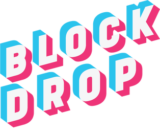 Block Drop Logo
